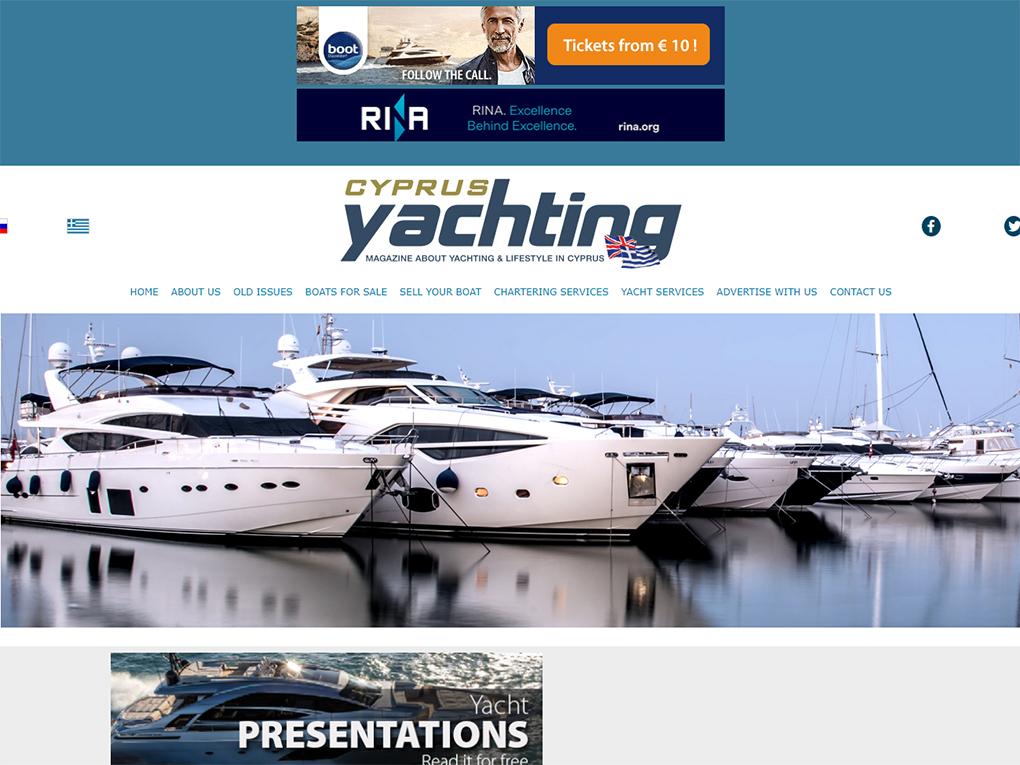 Cyprus Yachting
